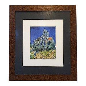 Quadro Van Gogh L'église d' Auveres-sur-Oise
