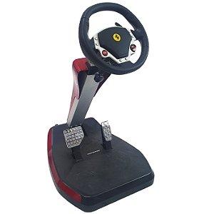 Ferrari Wireless GT Cockpit Para PC e PS3