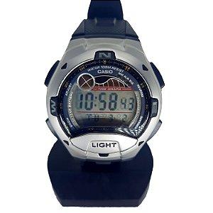 Relógio Masculino Digital Casio Standard W-753-1AVDF