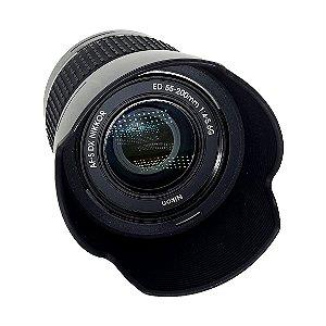 Objetiva Nikon AF-S 55-200mm F/4-5.6G Ed DX VR c/ Manual