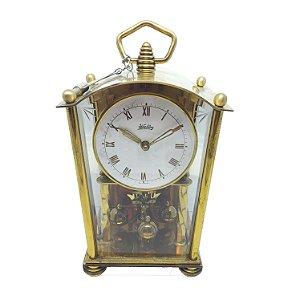 Relógio Welby 365 Dias Alemão em Latão