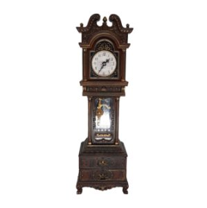 Relógio Caixinha Musical