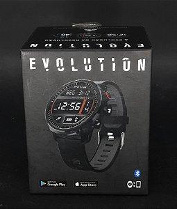 Smart Watch Mormaii Evolution c/ Caixa