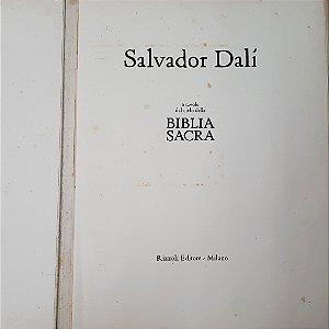 Obra de Salvador Dali - Gravura Távola - Arte Sacra