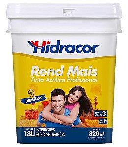 TINTA REND MAIS MARFIM BD 18L HIDRACOR