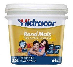 TINTA REND MAIS PEROLA GALÃO 3,6L HIDRACOR