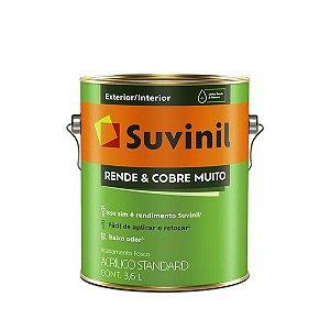 RENDE E COBRE MUITO AREIA FOSCO 3,6L SUVINIL