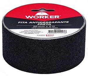 FITA ANTIDERRAPANTE PRETA 50X05 982719 WORKE