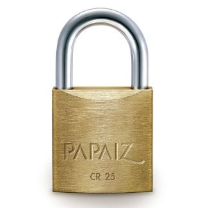 CADEADO CR25MM PAPAIZ