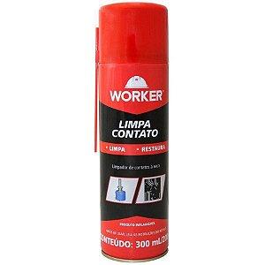 LIMPA CONTATO SPRAY 300ML 47643 WORKER