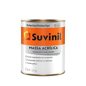 MASSA ACRILICA 0,9L SUVINIL