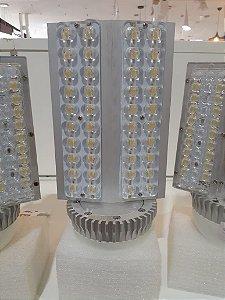 LAMPADA STREET LED 40W E27 4000K AMARELA BIVOLT