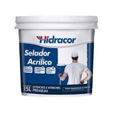 SELADOR ACRILICO 15KG HIDRACOR