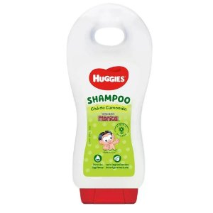 Shampoo Infantil Huggies Chá de Camomila 200ml