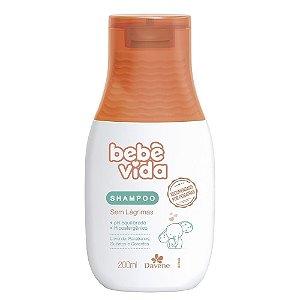 Shampoo Bebê Vida Primeiros Meses - Sem Lágrimas