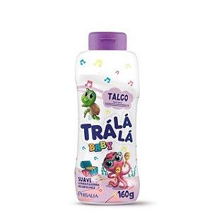 Talco Trá Lá Lá Baby - Suave (160g)