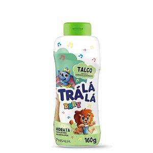 Talco Trá Lá Lá Baby - Hidrata (160g)