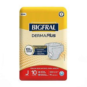 Fralda BigFral Derma Plus Juvenil Atacado Barato