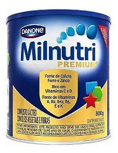 Fórmula Infantil Em Pó Danone Milnutri Premium Atacado