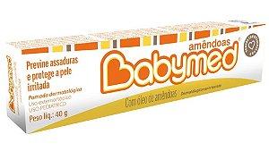 Kit Com 5 Pomadas Babymed Amêndoas Atacado Barato Revenda