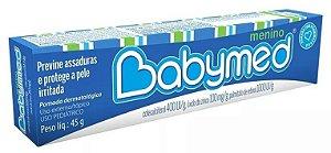 Kit Com 5 Pomadas Babymed Menino Atacado Barato Revenda