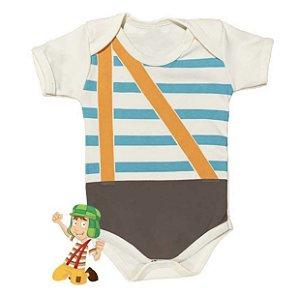 Body Bebê Turma do Chaves