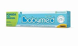 Pomadas Babymed Menino Atacado Barato Revenda