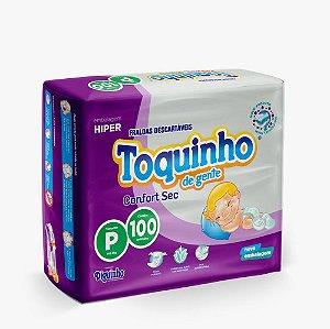 Fraldas Toquinho Premium Atacado Barato P