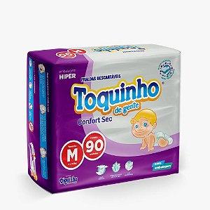 Fraldas Toquinho Premium Atacado Barato M