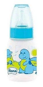 Mamadeira Fiona Desenhos - 120ml Azul