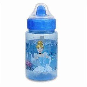 Copo Princesa Cinderela Com Válvula 340ml - Babygo