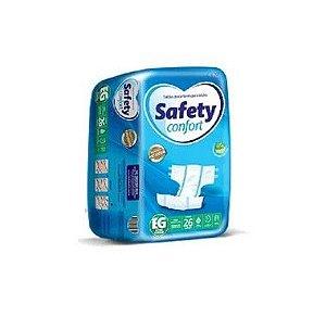 Fralda Geriatrica Safety Confort EG Atacado Barato