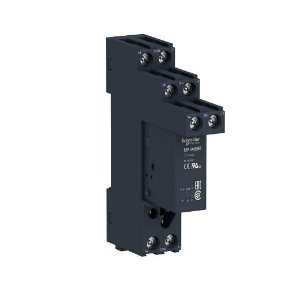 RELE INTERFACE ZELIO   8A 2NAF   24VCC 13MM C/BASE