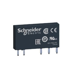 RELE INTERFACE ZELIO SLIM 1NA+1NF 6MM 24VCC 6A