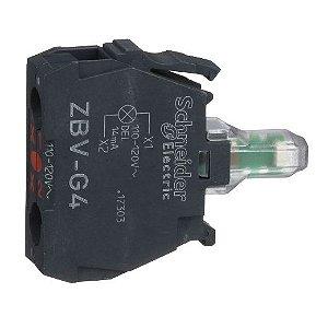 BLOCO LUMINOSO LED P/BOTAO 110V VM