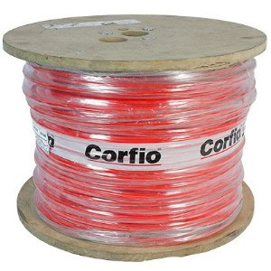 CABINHO PVC FLEX. 750V     6,00MM VM (M)