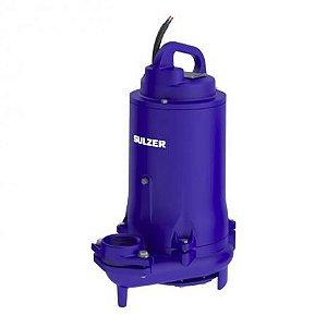 Bomba submersível ABS Sulzer UNI 100-M, 1/3cv, monofásica, 220V