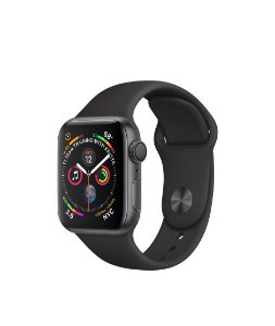 Apple Watch series 4 44mm Preto