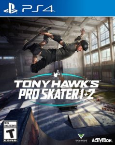 Tony Hawk's Pro Skater 1+2 Ps4 Digital