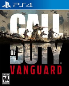 Call of Duty Vanguard Ps4 Digital