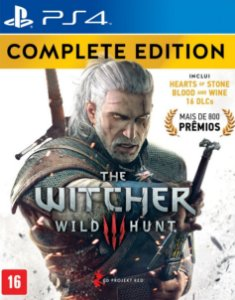 The Witcher 3 Wild Hunt Complete Edition Ps4 Digital