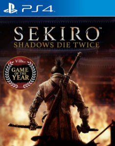 Sekiro Shadows Die Twice - Game of The Year Edition Ps4 Digital