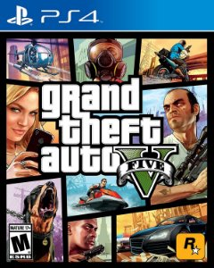 Grand Theft Auto V Ps4 Digital
