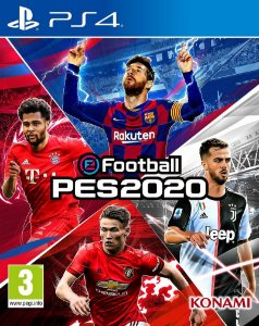 eFootball PES 2020 Ps4 Digital