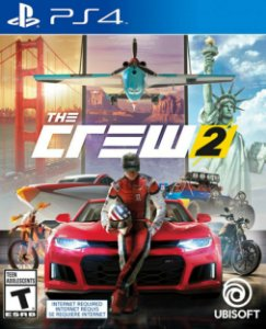 The Crew 2 Ps4 Digital