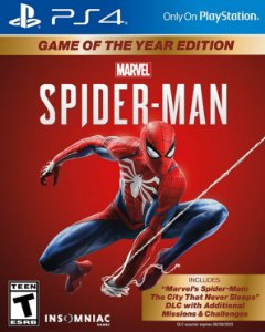 Marvel's Spider-Man Game of the Year Edition Ps4 Digital