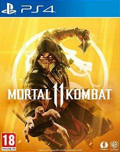 Mortal Kombat 11 Ps4 Digital