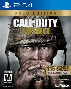 Call of Duty WWII Gold Edition Ps4 Digital
