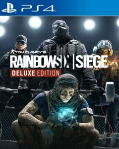 Tom Clancy's Rainbow Six Siege Deluxe Edition Ps4 Digital
