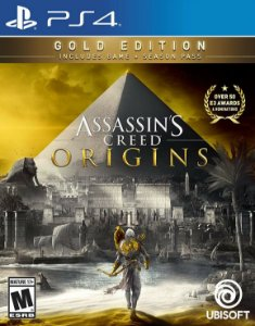 Assassin's Creed Origins Gold Edition Ps4 Digital